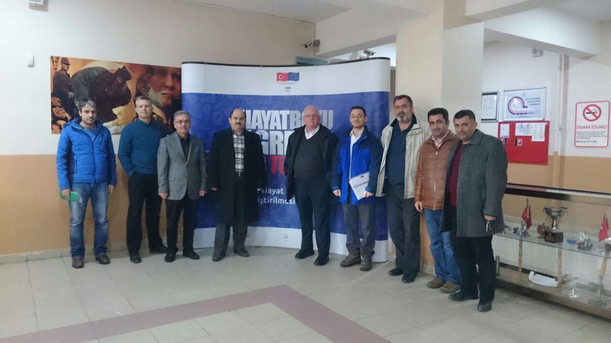 Modular Program Development Visits