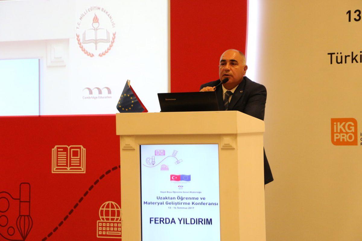Uzaktan Öğrenme Konferansı İstanbul'da Düzenlendi